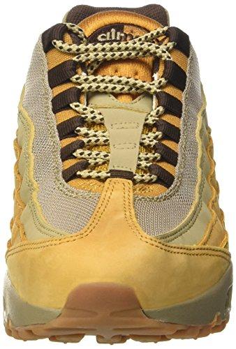 Nike Damen Wmns Air Max 95 Kurzschaft Stiefel, Braun - 4
