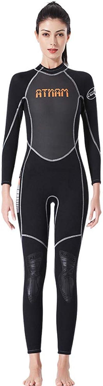 Damen 3mm Neopren Tauchanzüge Verdicken Warm halten Anti-UV Nassanzüge Nassanzüge Nassanzüge - Passend für Surfen Schwimmen B07Q8QX8VX  Kaufen Sie online 78f5cf