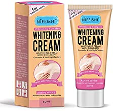 Natural Cream, Effective for Armpit, Knees, Elbows, Sensitive & Private Areas, Nourishes, Repairs & Restores Skin
