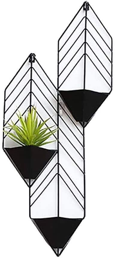 Flower Stand Wall Decoration Pot Living Room Iron Popular popular Quality inspection Wrought