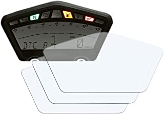 Ultra Transparente 2017 Veloc/ímetro // Speedo // Tacho Protector de pantalla Speedo-Angels 3 x Triumph Street Triple R // RS