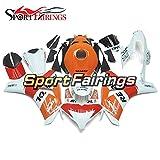 Sportfairings Sportbikes Complete Fairings For Honda CBR1000RR 2008 2009 2010 2011 CBR 1000 RR 08-11 ABS Plastic Injection Bodywork Red Orange White Repsol