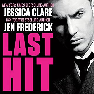 Last Hit     Hitman, Book 1              By:                                                                                                                                 Jessica Clare,                                                                                        Jen Frederick                               Narrated by:                                                                                                                                 Iggy Toma,                                                                                        Kasha Kensington                      Length: 11 hrs and 43 mins     553 ratings     Overall 4.3