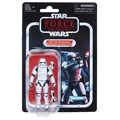 Figurine de Stormtrooper de la Collection Vintage Star Wars - 1