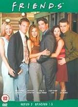 Friends Ser.5 - Eps. 1-8 [Reino Unido] [DVD]