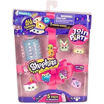 Shopkins S7 5Pk Toy | Shopkin.Toys - Image 1