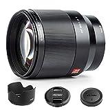 VILTROX 85mm F1.8 montaje en Z Autofocus Full Frame Lente Prime para Nikon Z Cámara sin espejo Gran Apertura Auto Focus Z5 Z6 Z7 Z50