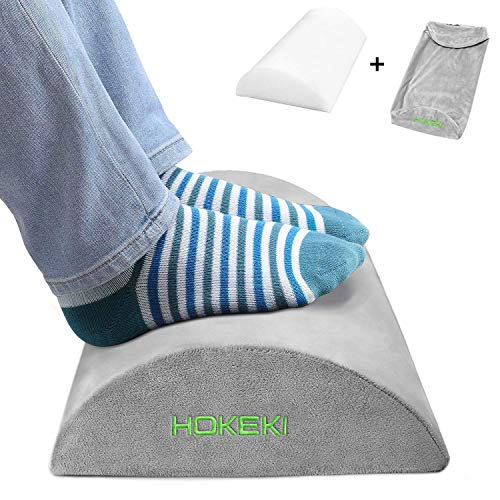 HOKEKI Foot Rest Cushion for Und...