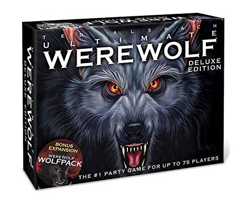 LoMSA Brettspiel The Hit Family Party Spiel, eine Nacht ultimative Werwolf-Brettspiele für Erwachsene, Kinder, Familien und Teenager