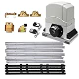1200KG Sliding Gate Opener Automatic Motor Remote Hardware Accessories Kit