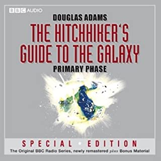 Hitchhiker's Guide to the Galaxy: Primary Phase Special Edit