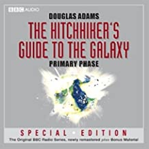 The Hitchhiker's Guide To The Galaxy, The Primary Phase