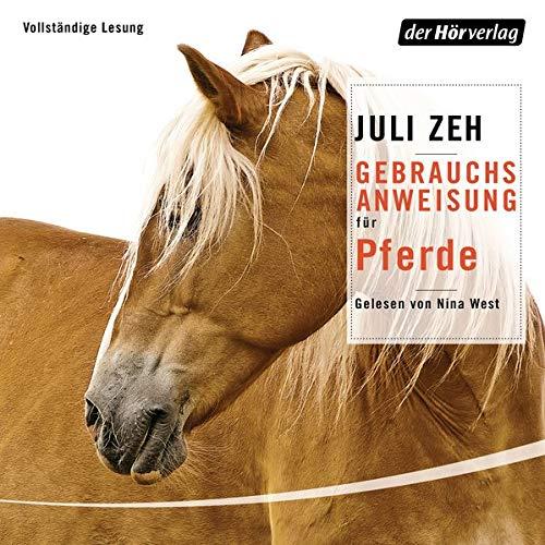 Gebrauchsanweisung für Pferde Titelbild