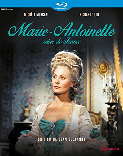 Shadow of the Guillotine (1956) ( Marie-Antoinette reine de France ) [ Blu-Ray, Reg.A/B/C Import - France ]