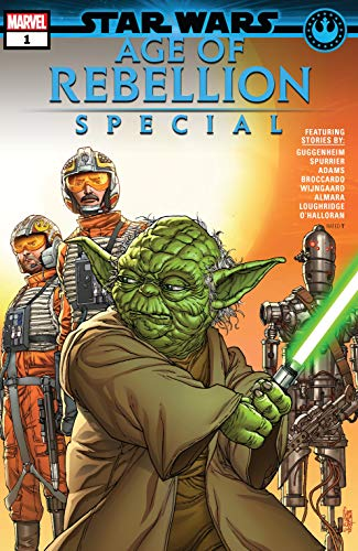Star Wars: Age Of Rebellion Special (2019) #1 (Star Wars: Age Of Rebellion (2019)) (English Edition)