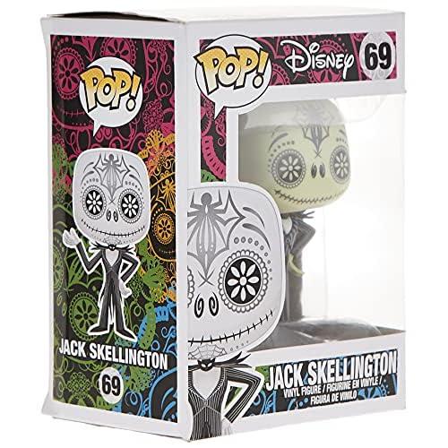 Funko- Pop Vinile Disney NBX Day O/T Dead Jack, 3657