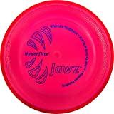 Hyperflite - Jawz Best-Flying Puncture-Resistant Sport Competition Dog Disc – Mango, 8.75 Inch (2 Pack)
