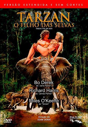 Dvd Tarzan - O Filho Das Selvas