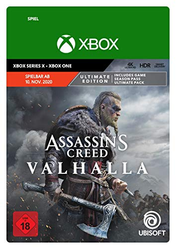 Assassin's Creed Valhalla Ultimate - PRE-PURCHASE | Xbox - Download Code