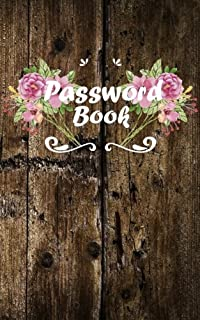Password Book: 300 Record User and Password - Alphabetical With Tabs - An Internet Password Book - (Password Journal) 5x8 Over 100 Pages: Password Book (Web Password Book) (Volume 7)