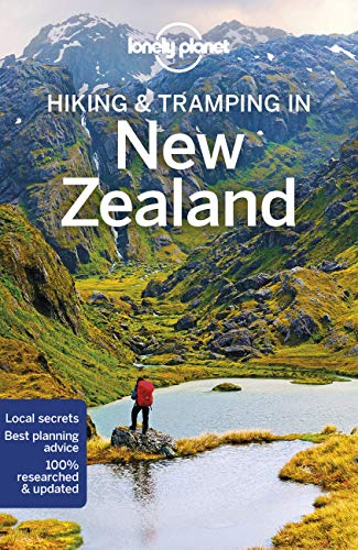 Hiking & Tramping in New Zealand - 8ed - Anglais
