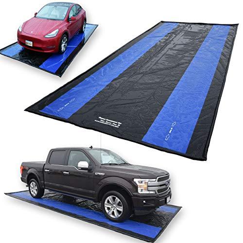 Seamax Floor Saver Plus21 Garage Containment Mat...