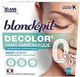 blondepil Gel Entfärber ohne Ammoniak für Gesicht 2x 25ml