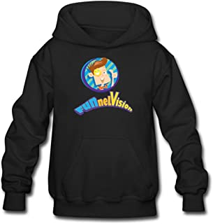 Funnel Vision Official Merch Kids' Hoodie
