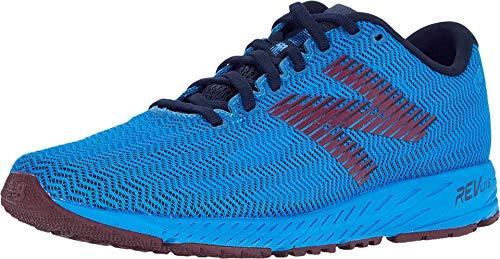 New Balance Zapatillas de correr para hombre 1400 V6, azul (azul/eclipse (Vision Blue/Eclipse)), 41.5 EU