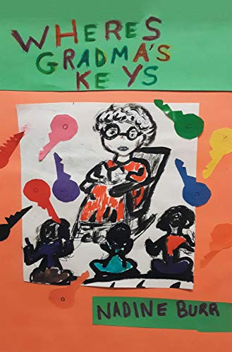 Where's Grandma's Keys (English Edition)