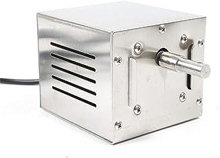 WUPYI2018 Moteur pour barbecue - 25 W - 220 V - En acier inoxydable - Pour rôtisserie