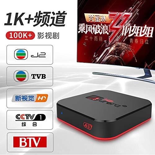 2020 Newest Aurora 3 PRO Chinese Box 海量普通話粵語影視劇集Tai Wain/Hong...