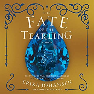 The Fate of the Tearling audiobook cover art