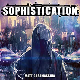 Sophistication audiobook cover art