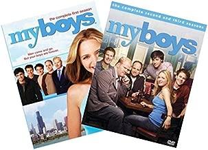 my boys dvd