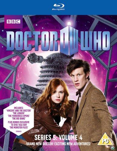 Doctor Who - Series 5, Vol. 4 [Blu-ray]