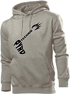 Generisch Pyrotechnikhand in Schrift Männer Hoodie Sweatshirt - shirt84.de