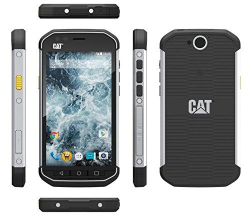 Mobile Phone Cat S40 (Dual SIM)/16 GB/Black/4,7