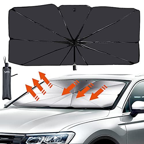 汽车挡风玻璃遮阳罩