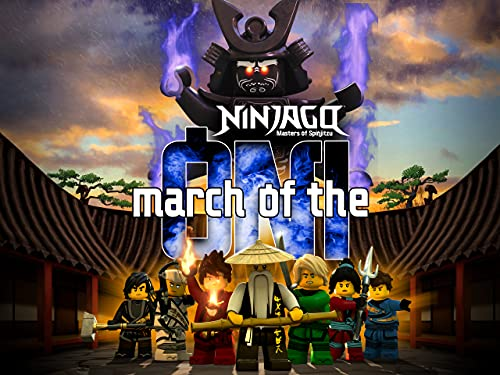 LEGO Ninjago: Masters of Spinjitzu, Season 10 - March of the Oni