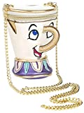Danielle Nicole Disney La Bella y la Bestia chip de la taza de té bolsa
