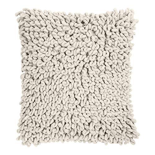 Linen & More Dekokissen, Baumwolle, Beige, 45 x 45 cm