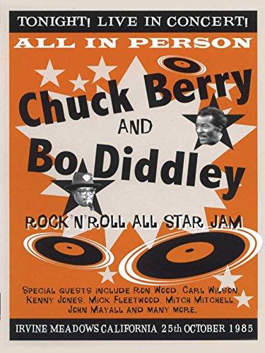 Chuck Berry & Bo Diddley - Rock 'N' Roll All Star Jam [OV]