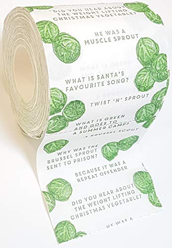 Talking Tables Botanical Sprout Toilet Roll