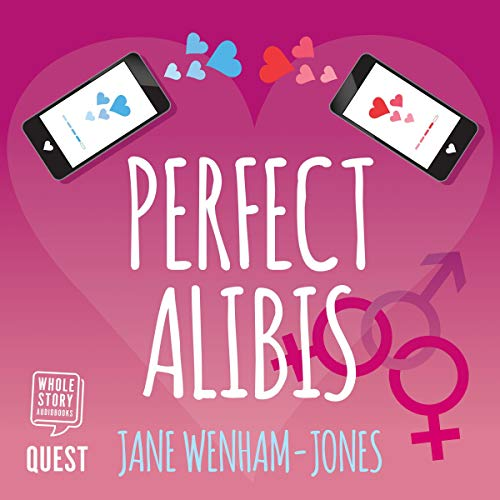 Perfect Alibis audiobook cover art