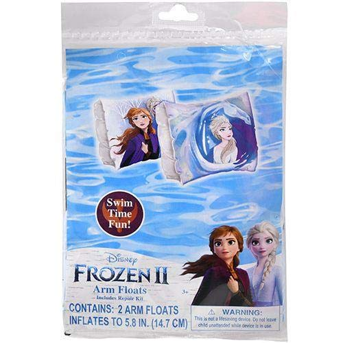 Disney Inflatable Pool Toys for Kids (Frozen Arm Floats)