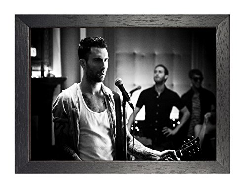 ula beer posters Maroon 5 37 Poster Adam Levine Jesse Carmichael Mickey Madden James Valentine Matt Flynn PJ Morton American Pop Funk Soft Rock Band Photo Design Print Music Group Picture