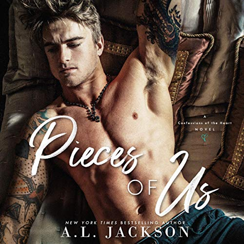 Pieces of Us                   By:                                                                                                                                 A. L. Jackson                               Narrated by:                                                                                                                                 Andi Arndt,                                                                                        Jacob Morgan                      Length: 10 hrs and 23 mins     257 ratings     Overall 4.7