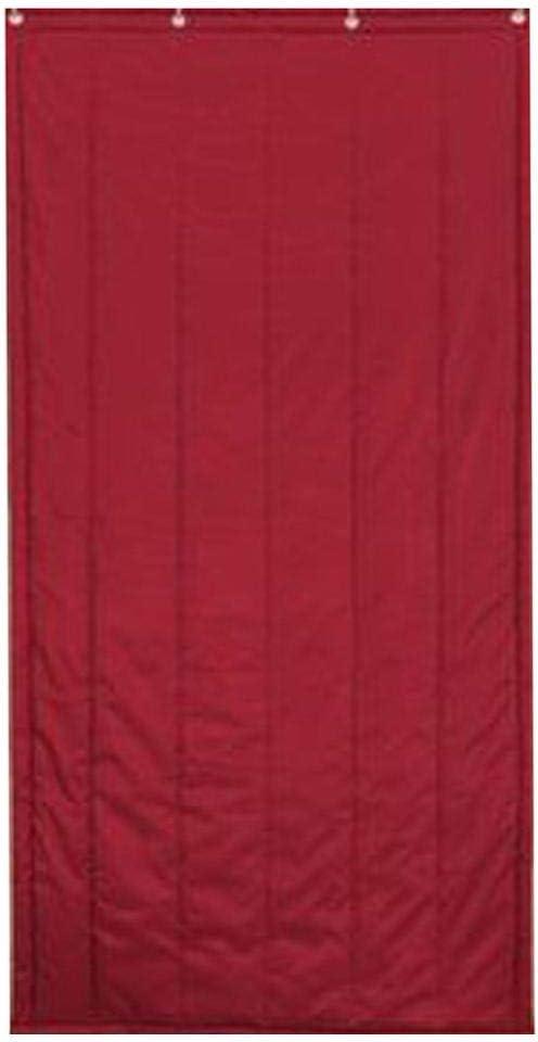 DWXN Vino Rojo Habitacion Cortinas 90x210cm/35.5x82.7in Cortinas Aislantes Termicas para La Escuela En Casa