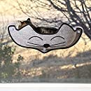 KH 779185 K&H Pets, EZ Kittyface Window Bed, Katzen-Fensterbett mit Katzengesicht